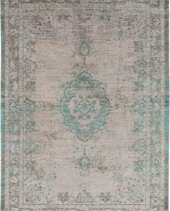 tapijt Louis De Poortere LX8259 Fading World Medaillon Jade Oyster