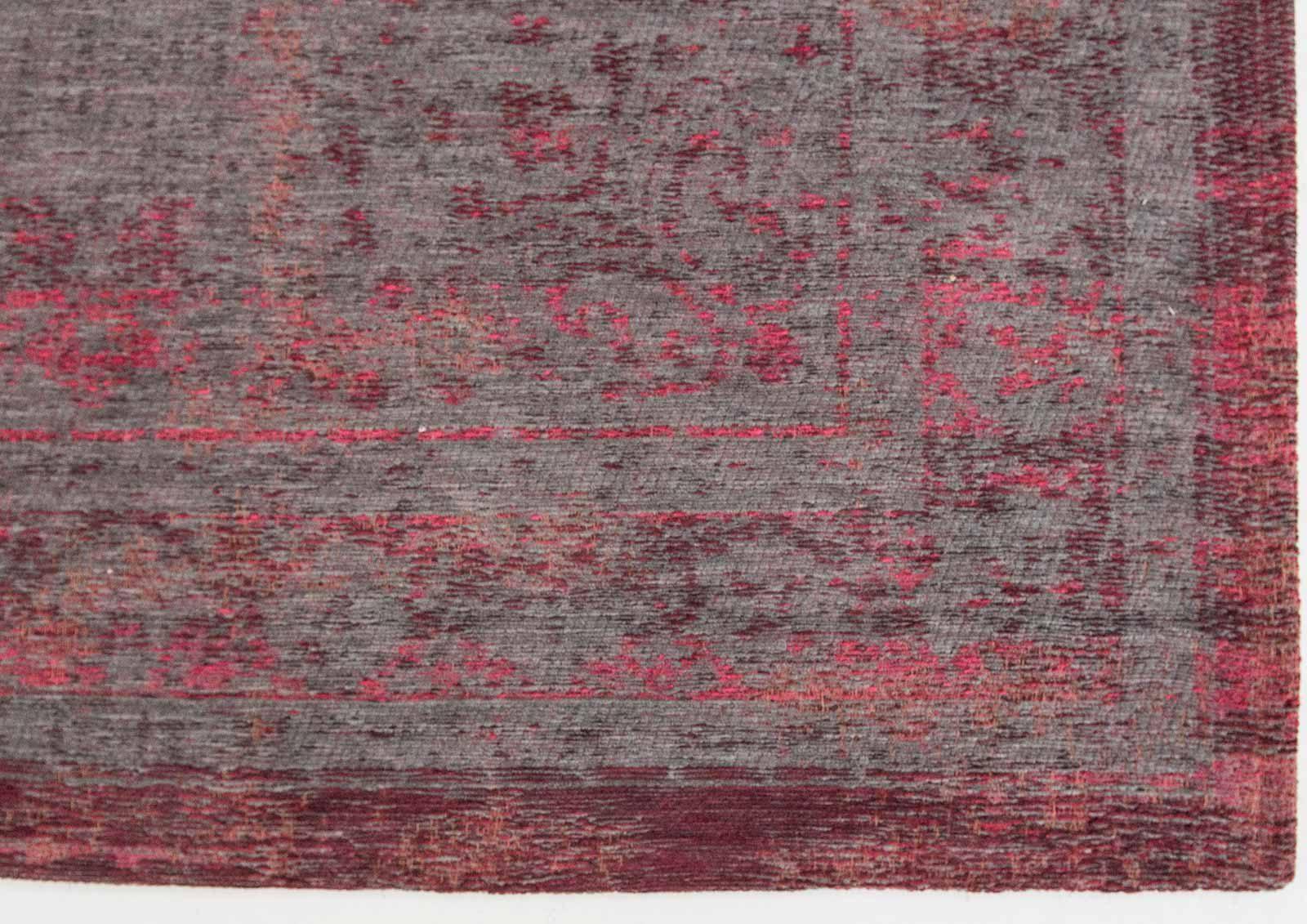 tapijt Louis De Poortere LX8261 Fading World Medaillon Pink Flash corner