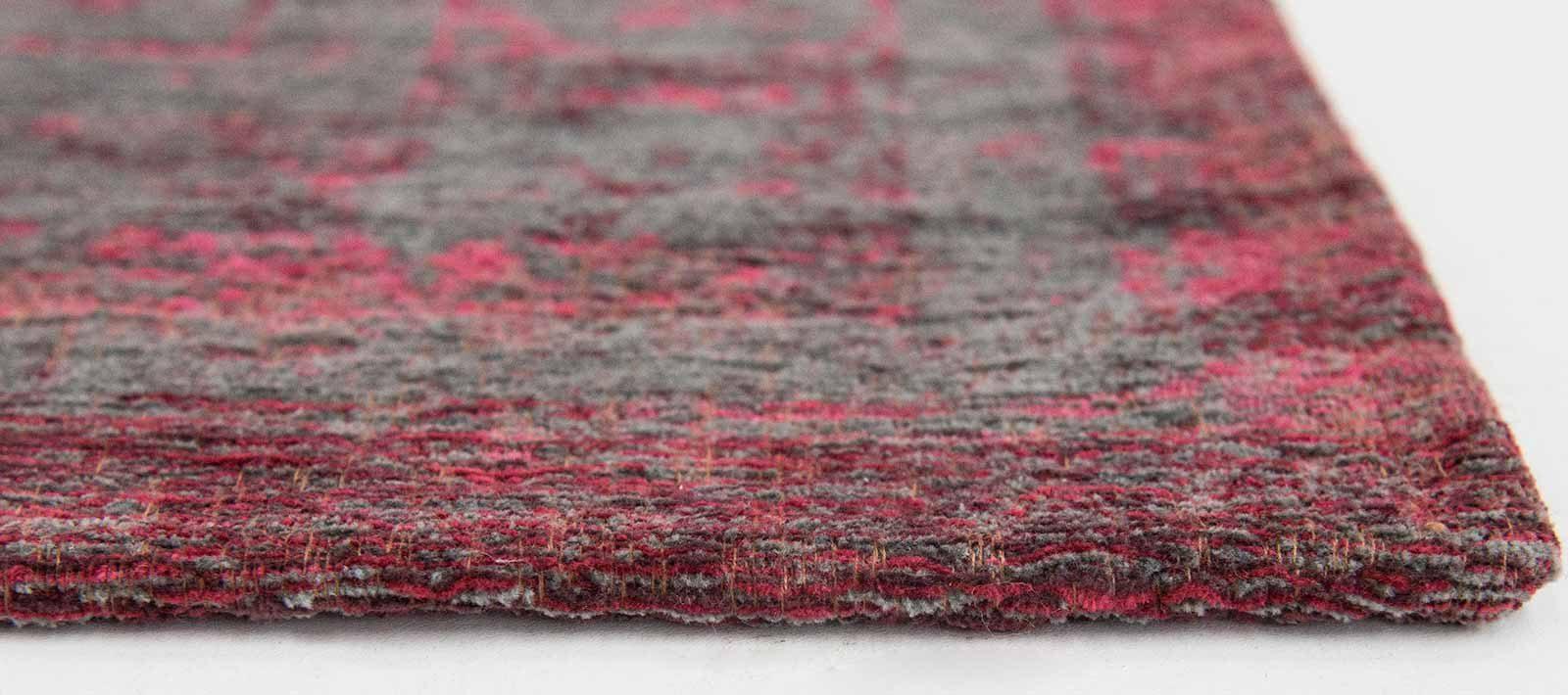 tapijt Louis De Poortere LX8261 Fading World Medaillon Pink Flash side