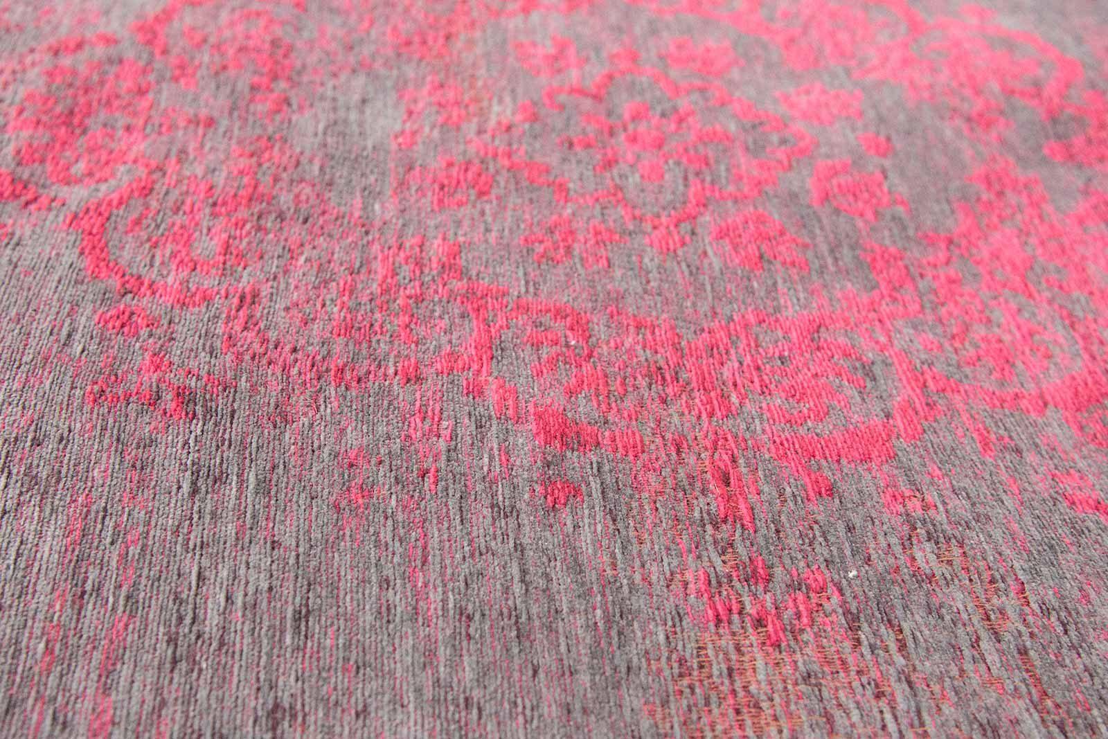 tapijt Louis De Poortere LX8261 Fading World Medaillon Pink Flash zoom