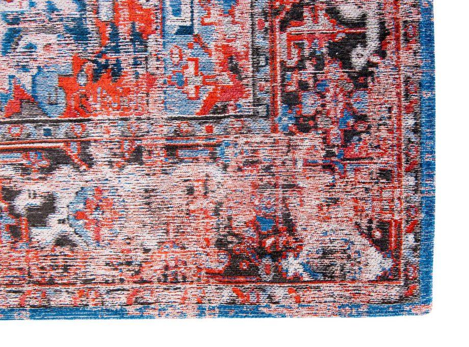 tapijt Louis De Poortere LX8703 Antiquarian Antique Heriz Classic Brick corner