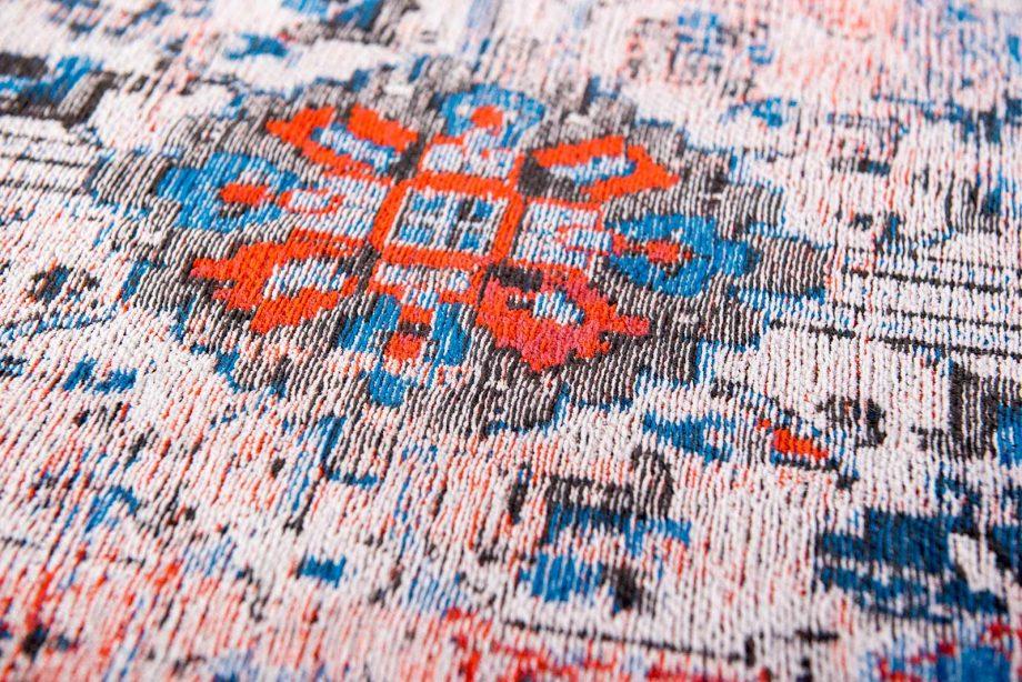 tapijt Louis De Poortere LX8703 Antiquarian Antique Heriz Classic Brick zoom 2