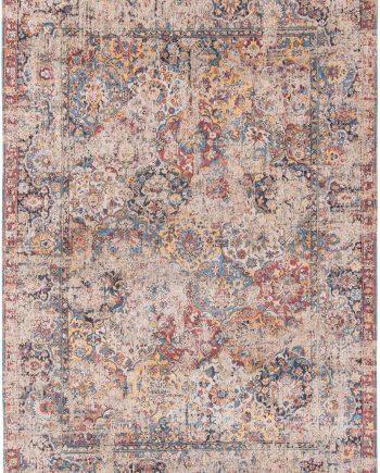 tapijt Louis De Poortere LX8713 Antiquarian Antique Bakthiari Khedive Multi