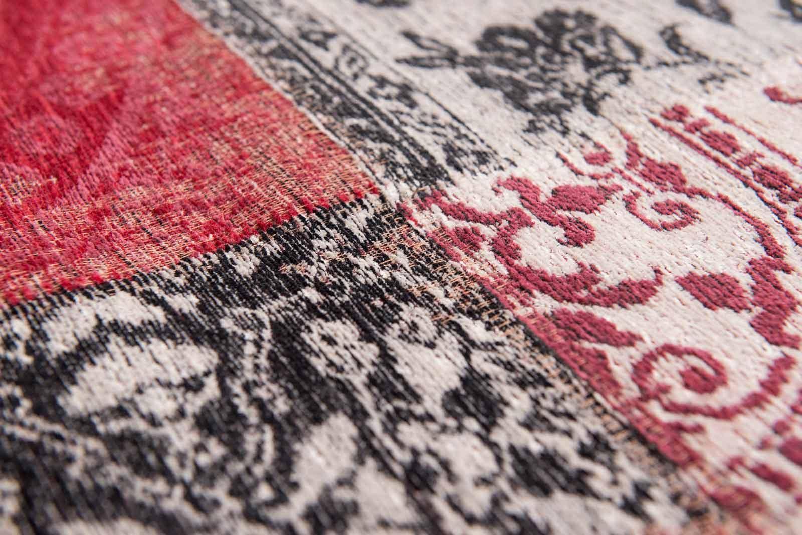 tapijt Louis De Poortere LX8985 Vintage Antwerp Red zoom 2