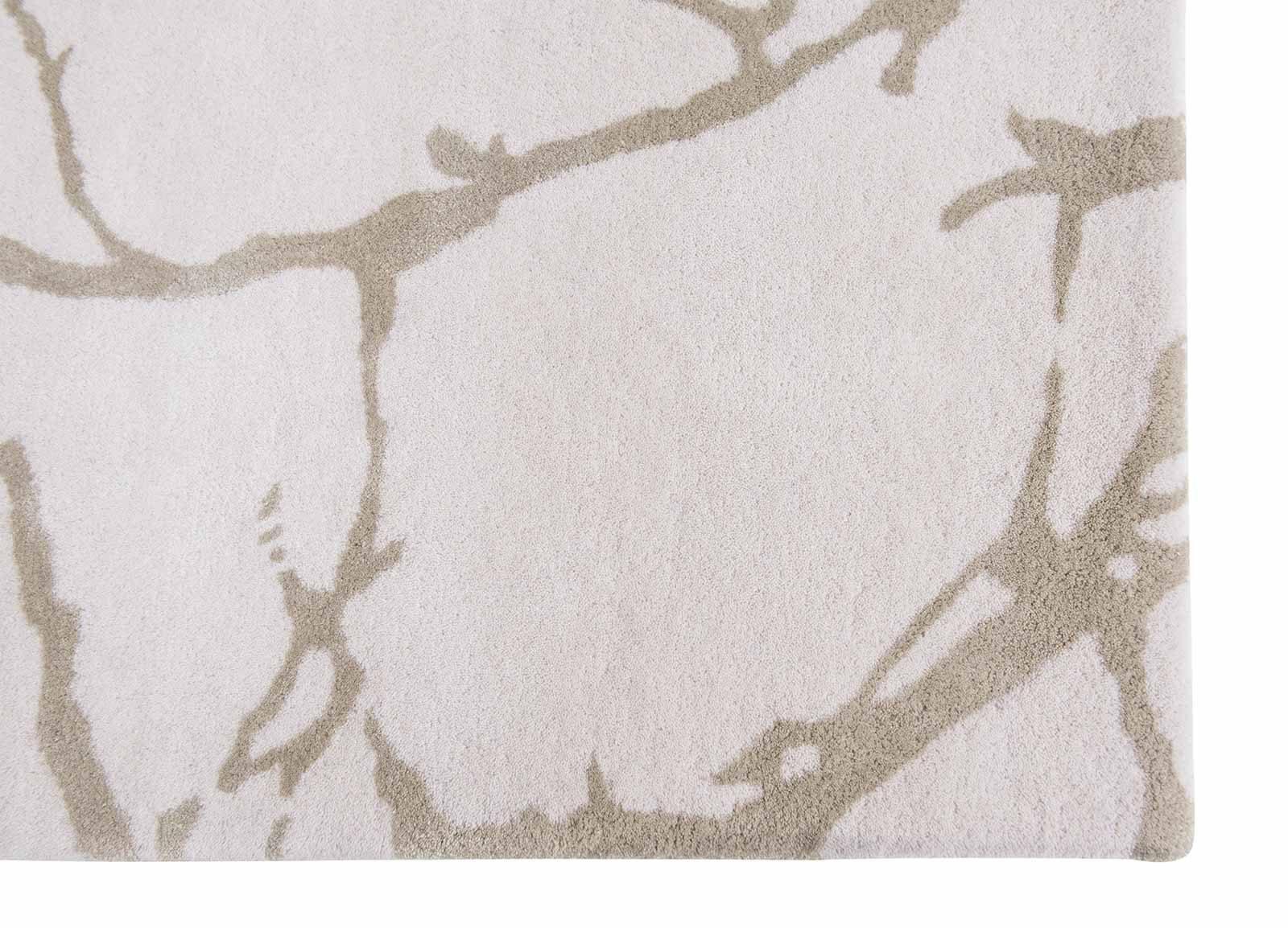 Louis De Poortere tapijt Romo LX 2009 Acacia Crema corner