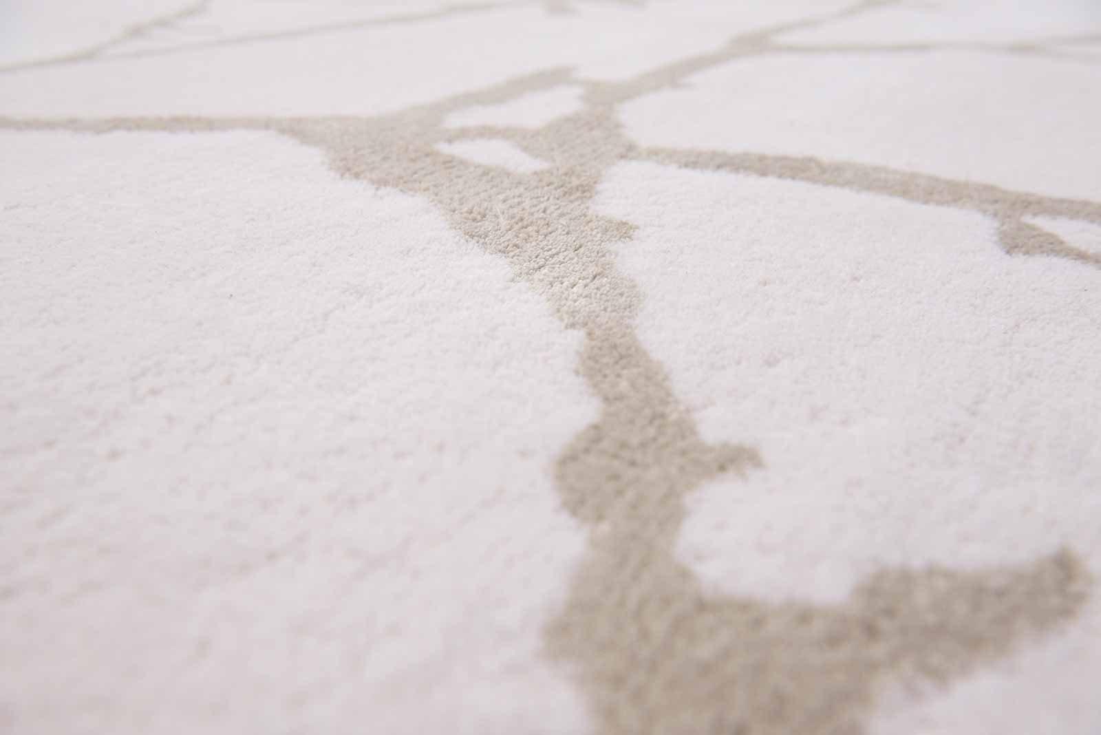 Louis De Poortere tapijt Romo LX 2009 Acacia Crema zoom 3