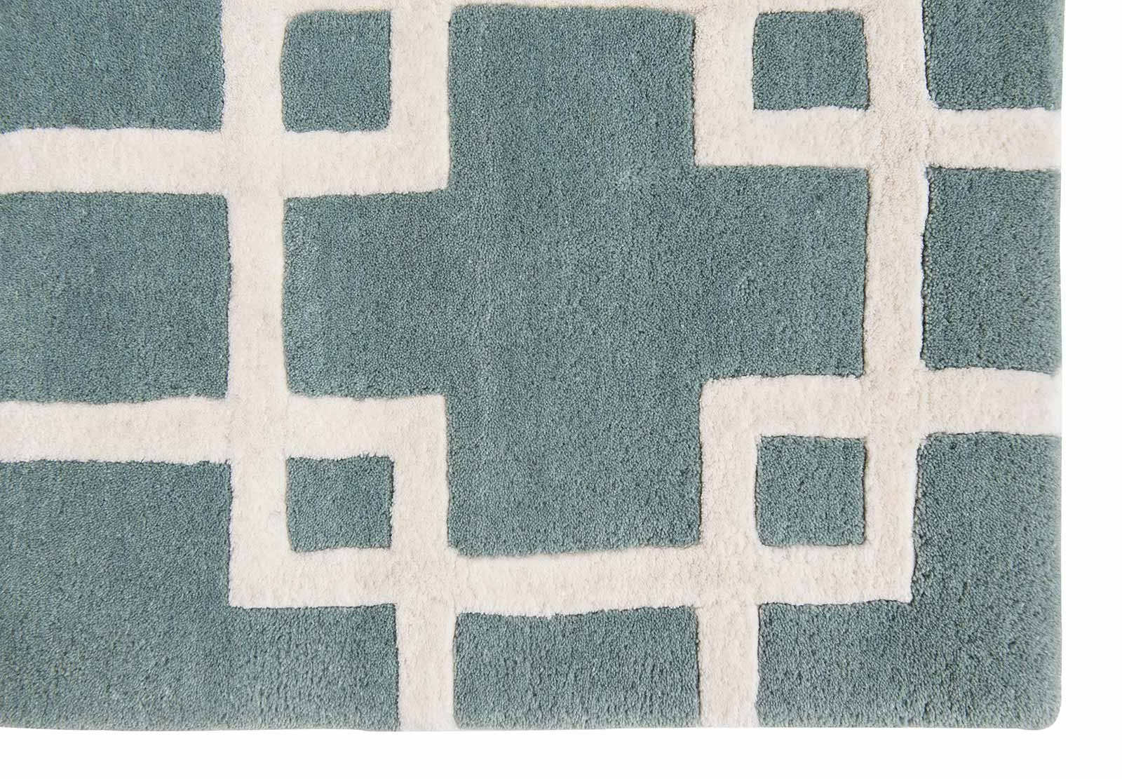 Louis De Poortere tapijt Romo LX 2011 Cubis Agate corner