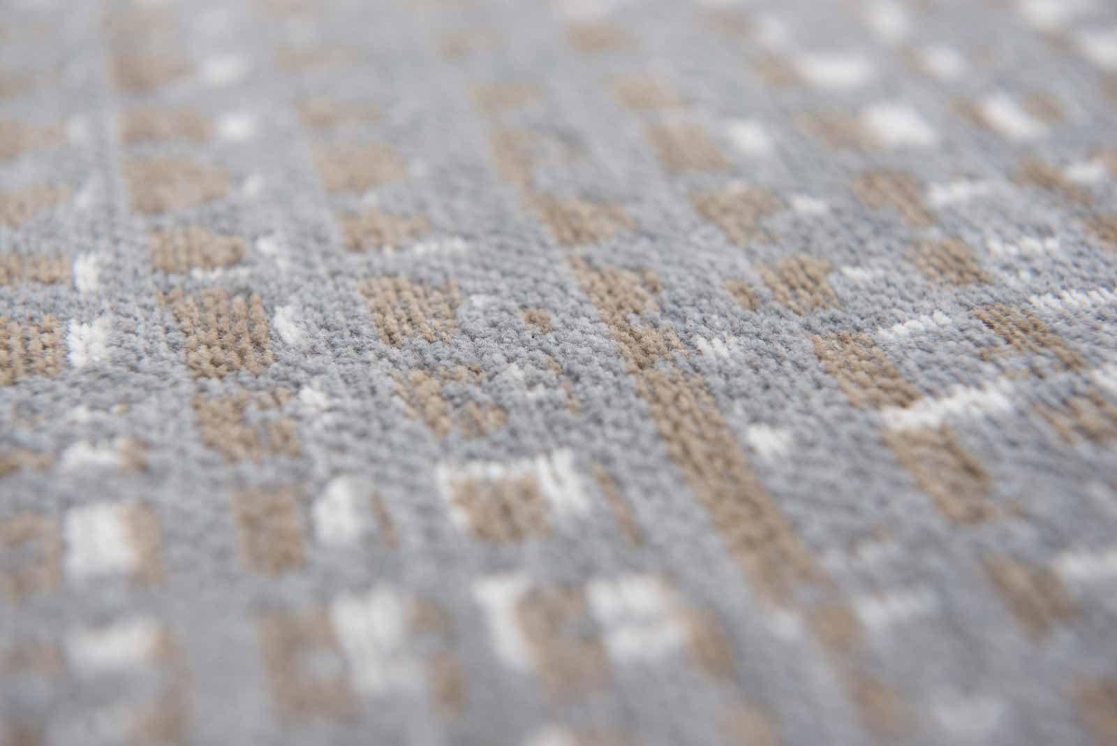 Louis De Poortere tapijt Romo LX 8738 Lazlo Storm zoom 4