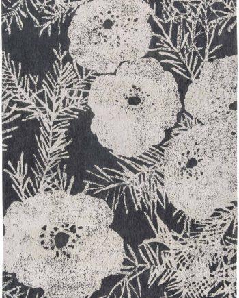 Louis De Poortere tapijt Romo LX 8741 Lomasi Charcoal
