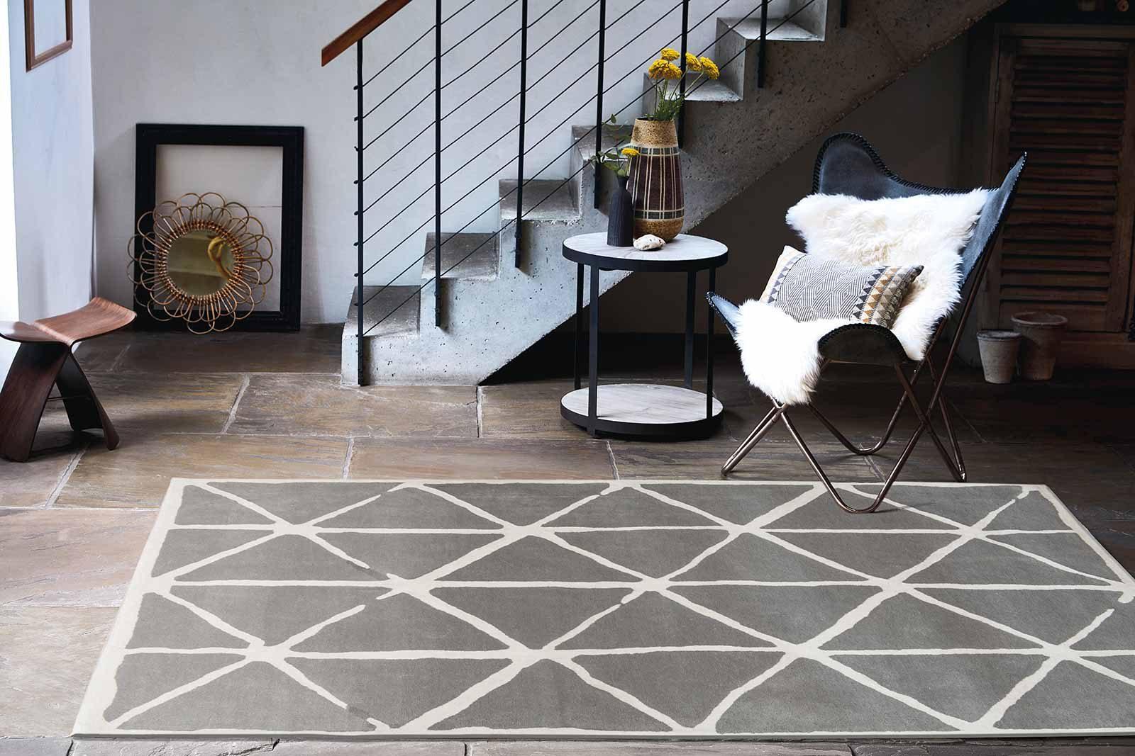 Louis De Poortere tapijt Villa Nova LX 2018 Haldon Chrome interior