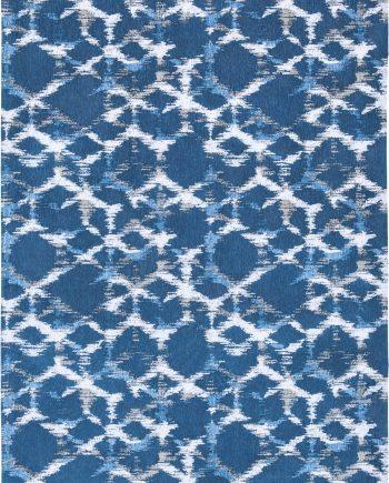 Louis De Poortere tapijt Villa Nova LX 8750 Sudare Indigo