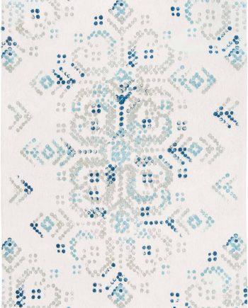 Louis De Poortere tapijt Villa Nova LX 8762 Marit Indigo
