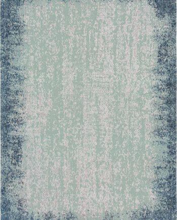 Louis De Poortere tapijt Villa Nova LX 8769 Marka Teal