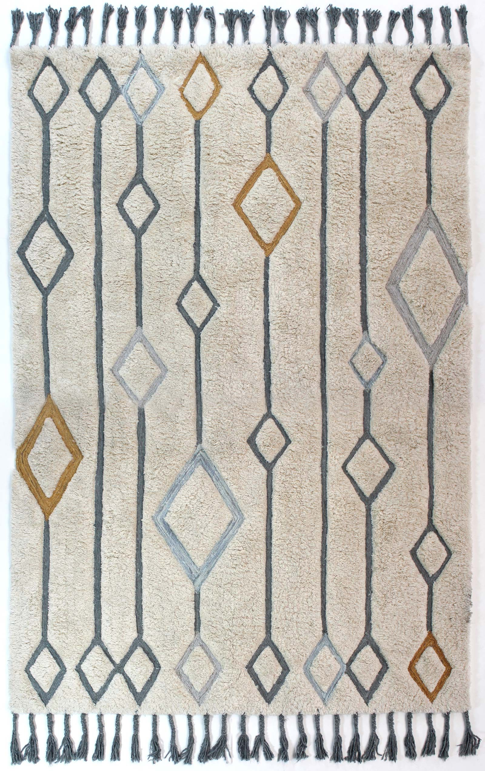 tapijt Luxmi Solitaire Beau Ochre