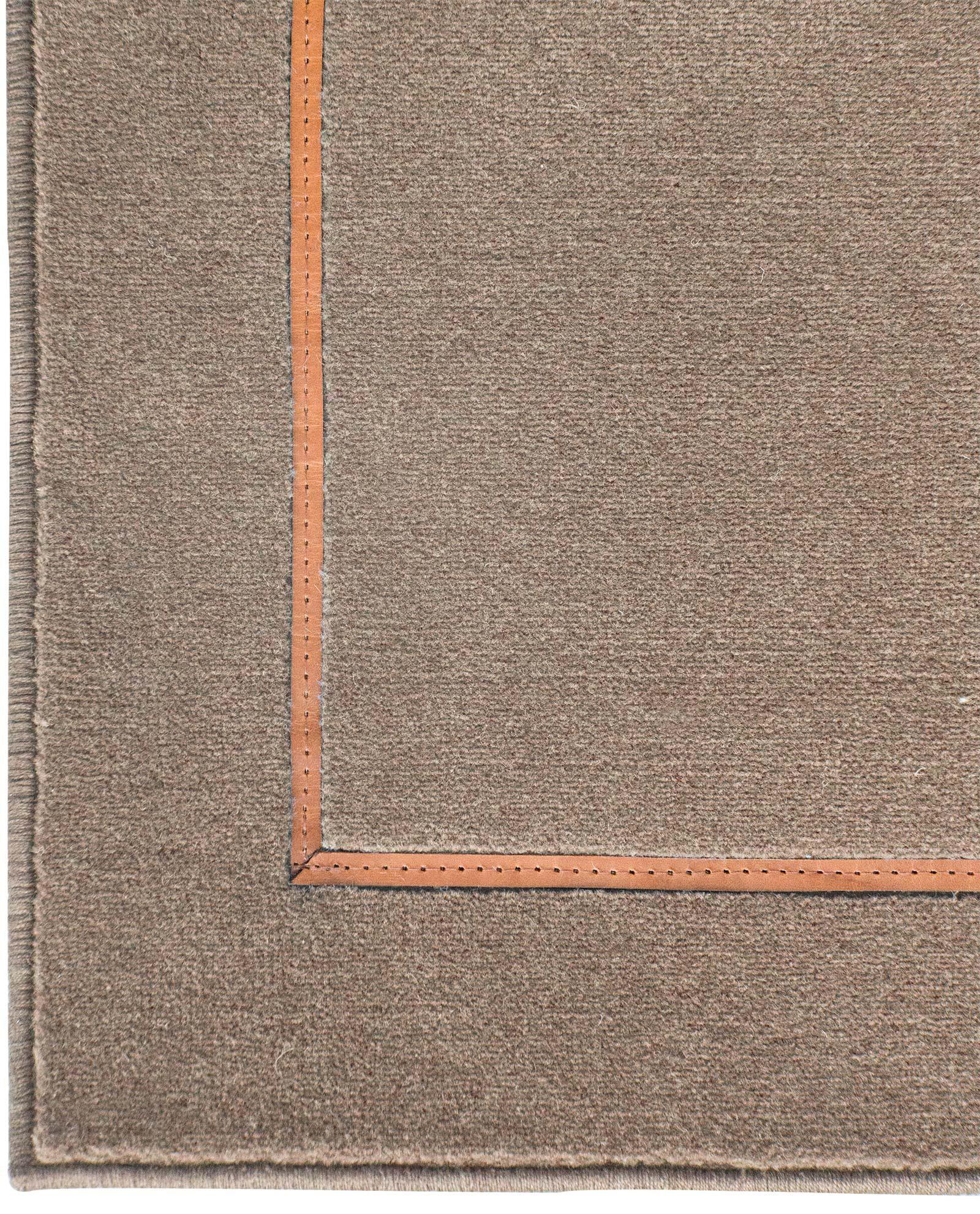 Louis De Poortere Wilton Tapijten W Leather Richelieu Velours RV3 7722