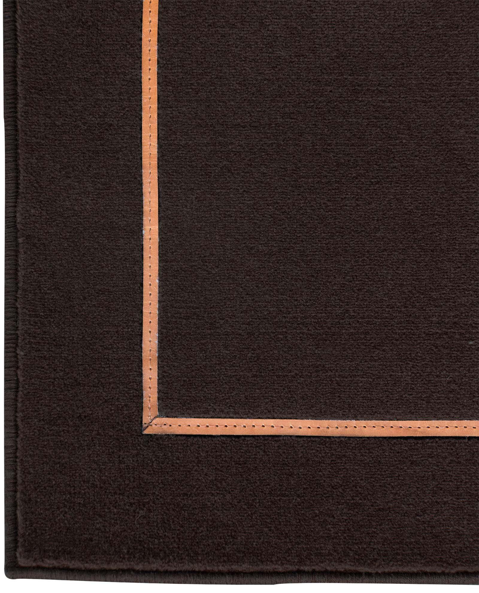 Louis De Poortere Wilton Tapijten W Leather Richelieu Velours RV3 9507