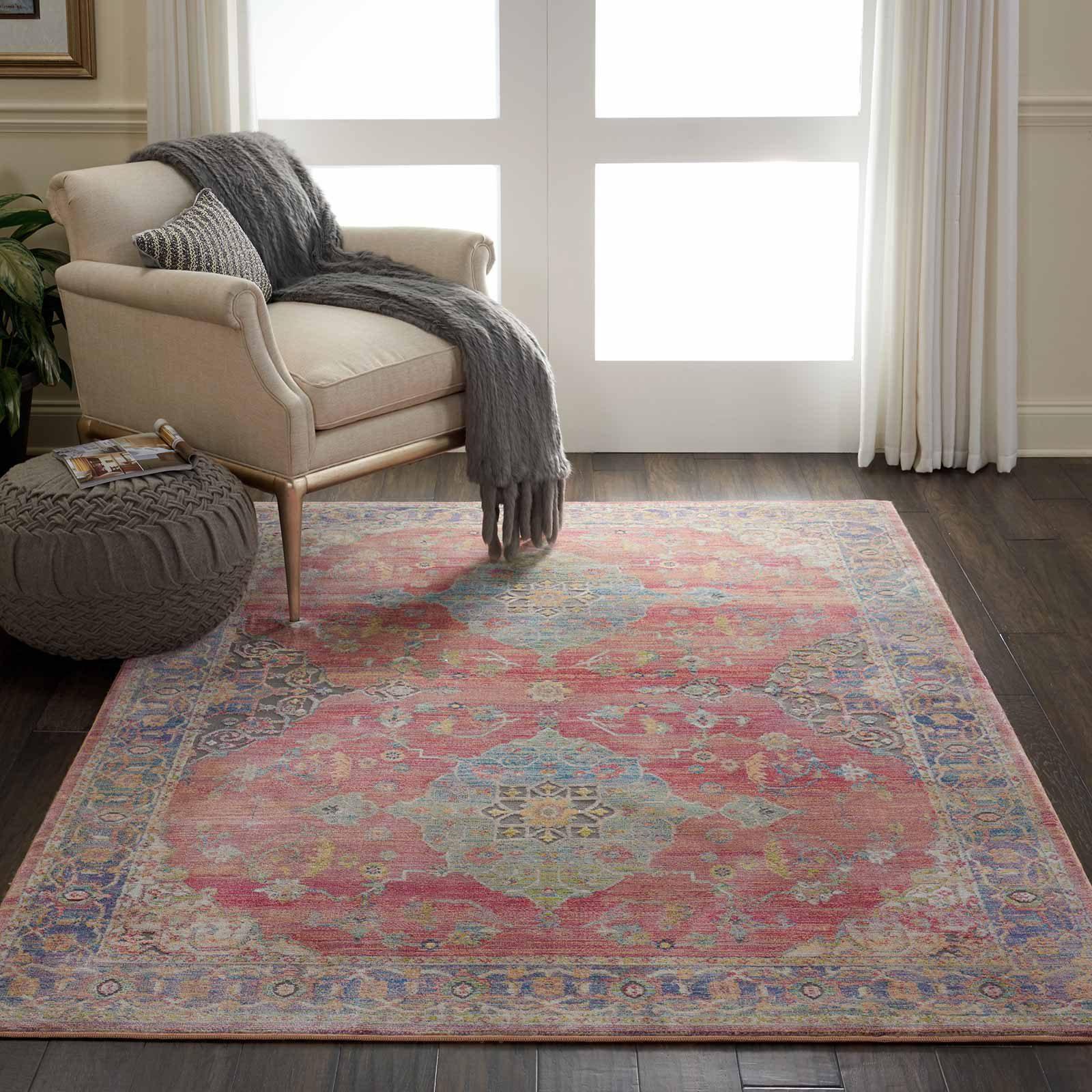 Andessi tapijt Ankara Global ANR01 MULTI 5X8 099446456335 interior 1 C