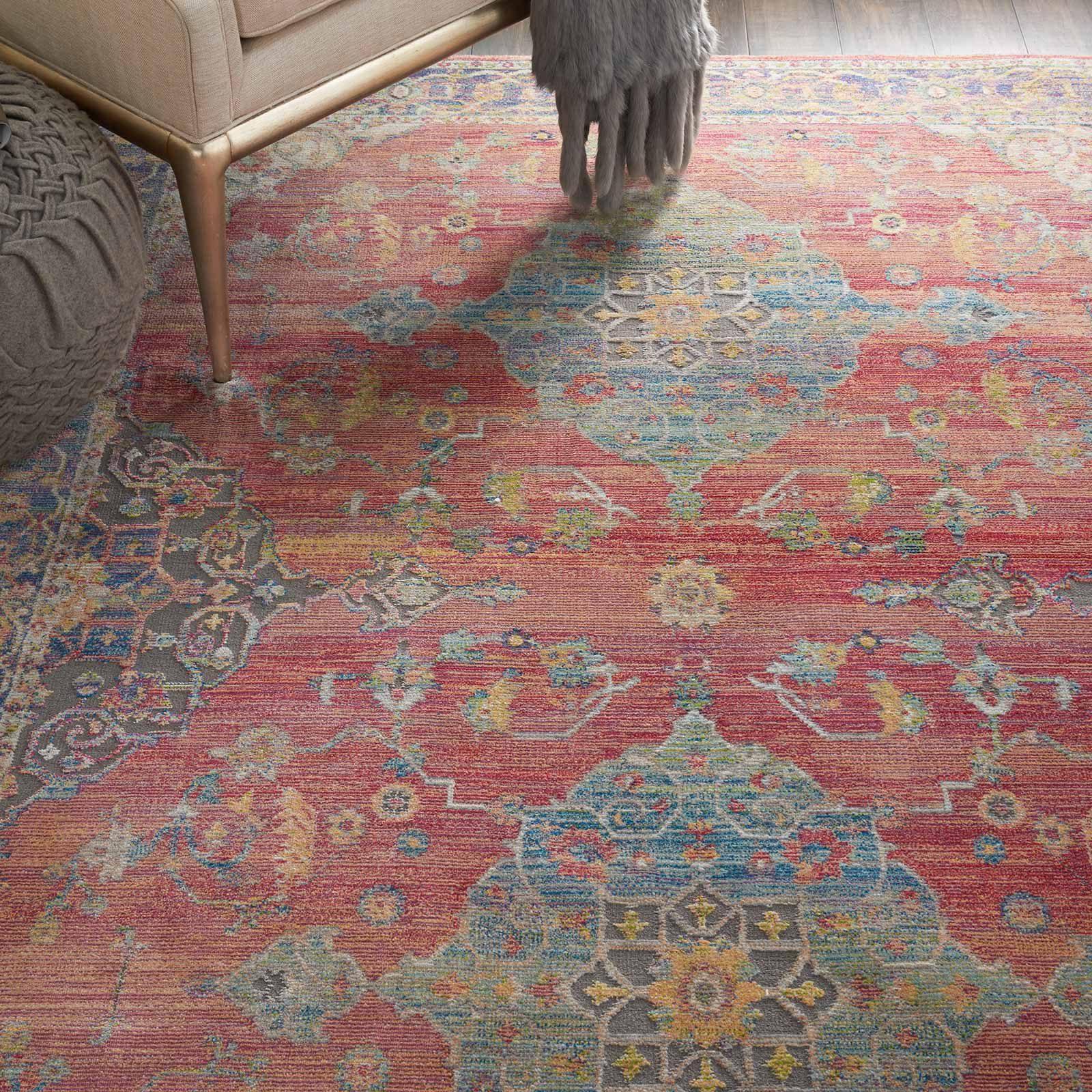 Andessi tapijt Ankara Global ANR01 MULTI 5X8 099446456335 interior 2 C