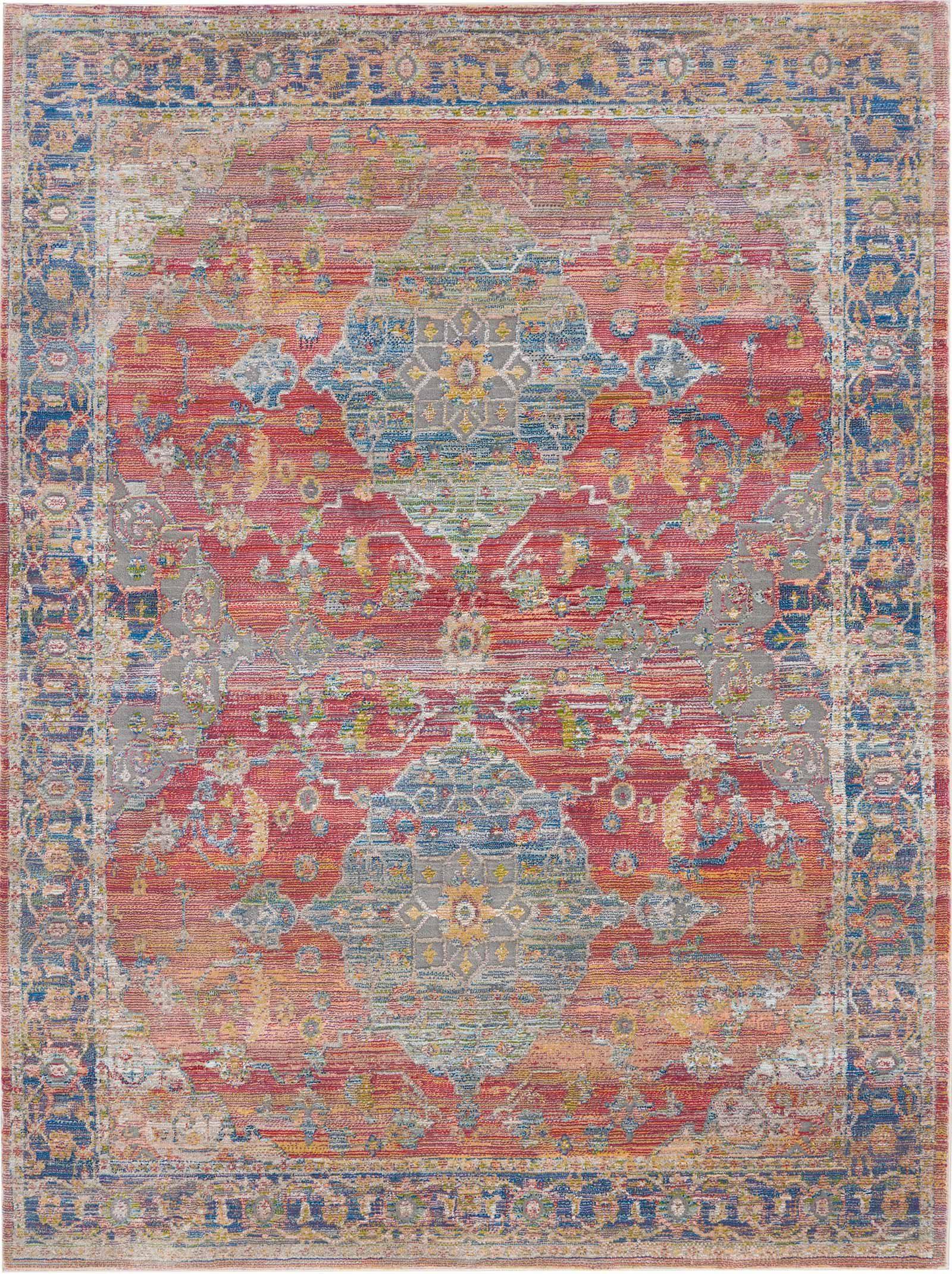 Andessi tapijt Ankara Global ANR01 MULTI 5x8 099446456335 main