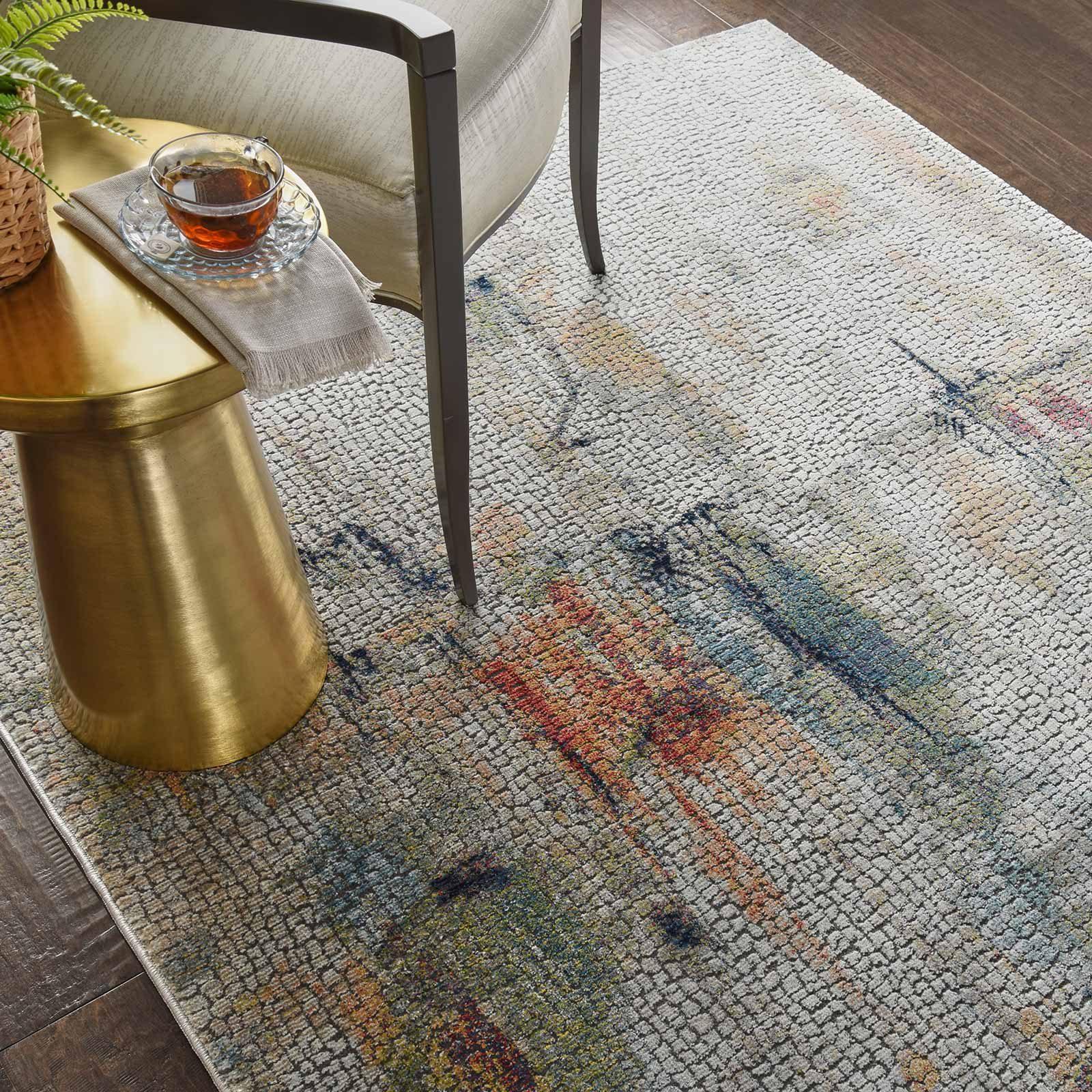 Andessi tapijt Ankara Global ANR09 IVORYMULTI 5X8 099446474896 interior 2 C