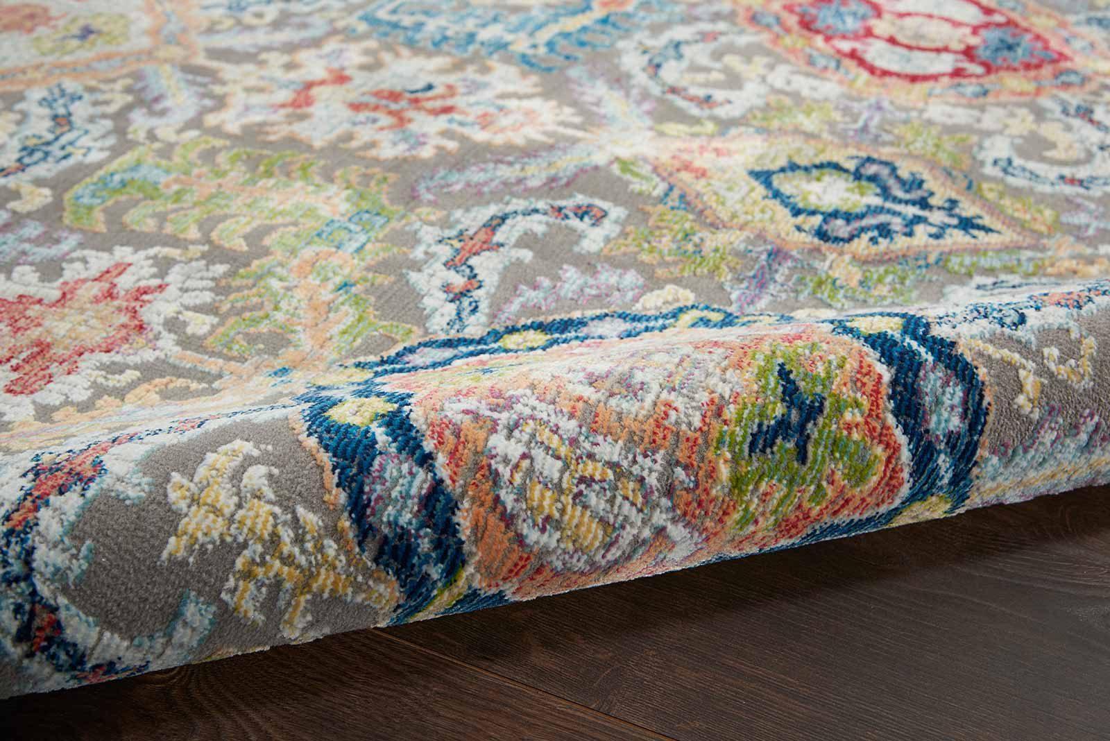 Andessi tapijt Ankara Global ANR12 GRYMT GREY MULTI 5x8 099446498205 TX01 C