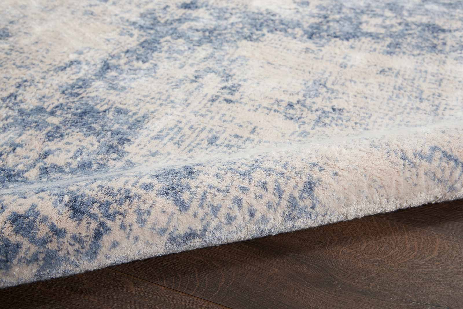 Andessi tapijt Silky Textures SLY01 IVORY BLUE 4x6 099446709677 TX01 C