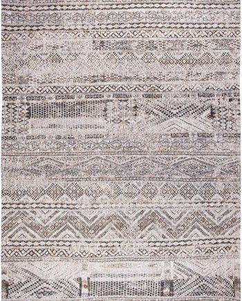 Louis De Poortere tapijt LX 9114 Antiquarian Kilim Medina White