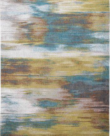 Louis De Poortere tapijt LX 9118 Atlantic Monetti Nenuphar Bronze