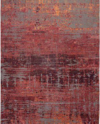 Louis De Poortere tapijt LX 9125 Atlantic Streaks Nassau Red