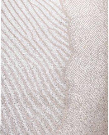 Louis De Poortere tapijt LX 9135 Waves Shores Amazon Mud
