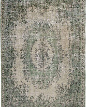 Louis De Poortere tapijt LX 9142 Palazzo Da Mosta Este Green