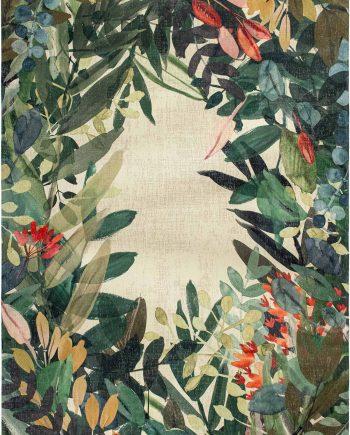 Louis De Poortere tapijt Fischbacher 8446 Estival Caliente
