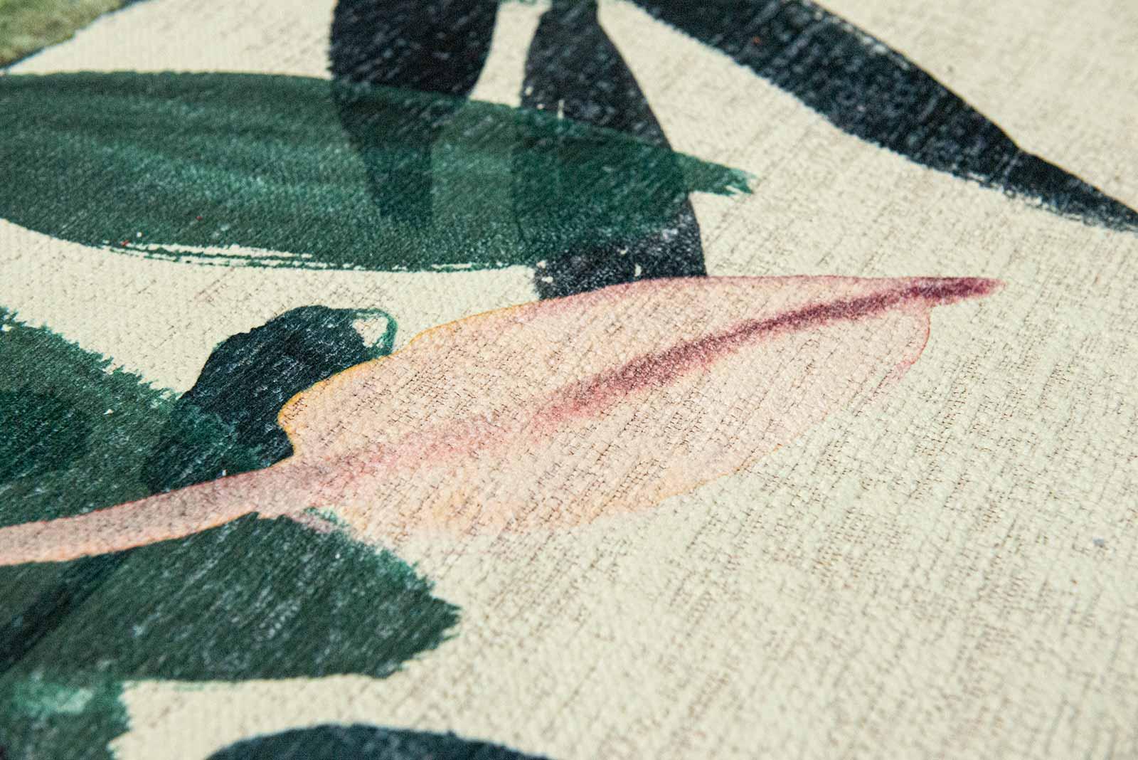 Louis De Poortere tapijt Fischbacher 8446 Estival Caliente zoom 1