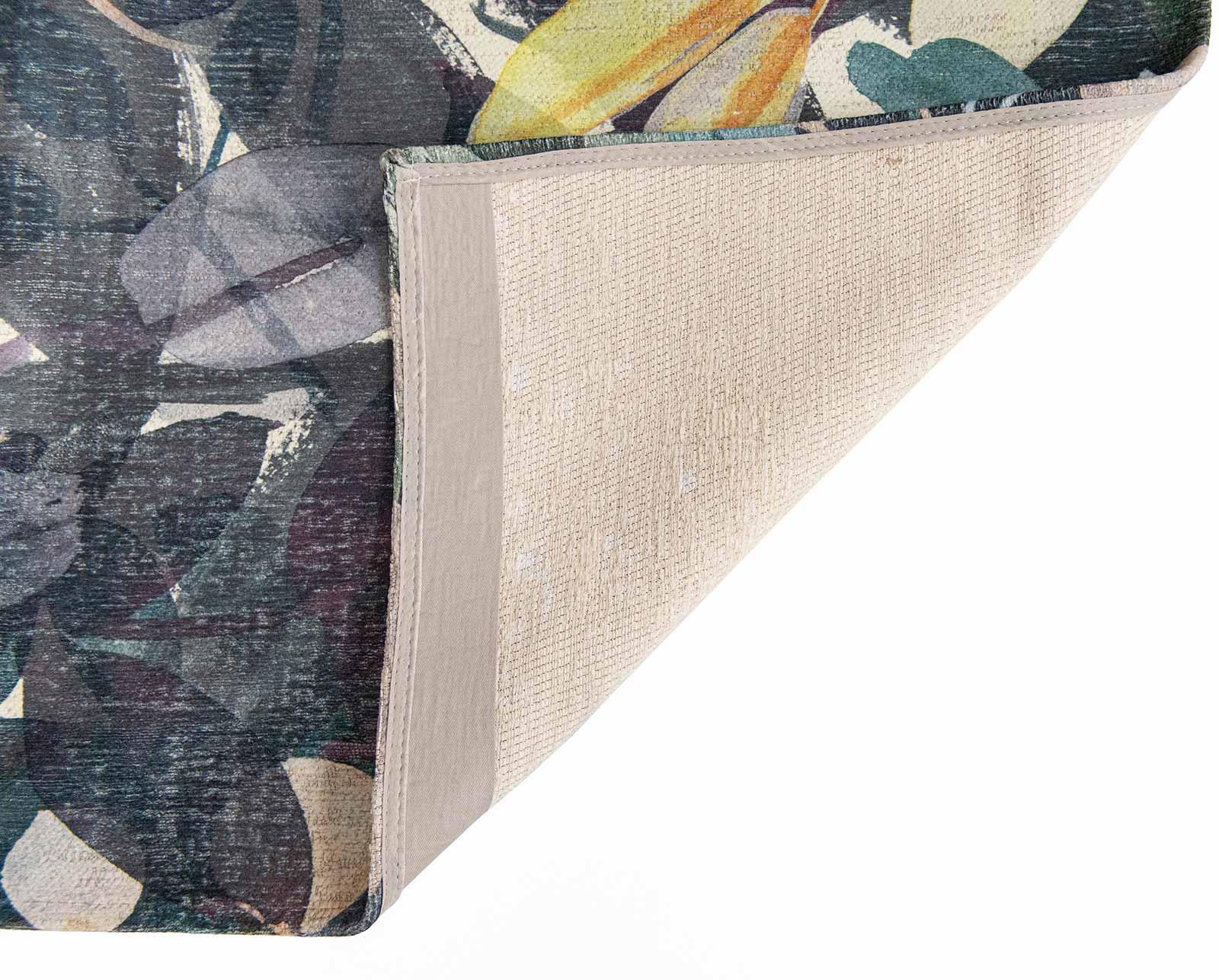 Louis De Poortere tapijt Fischbacher 8447 Estival Fresco back