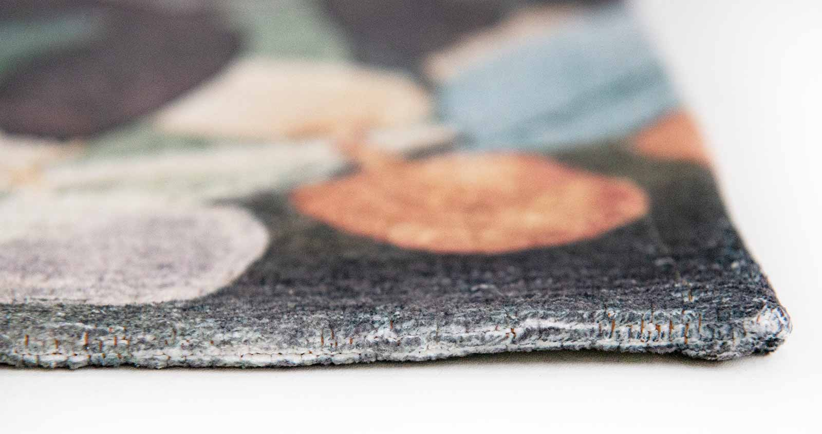 Louis De Poortere tapijt Fischbacher 8447 Estival Fresco side