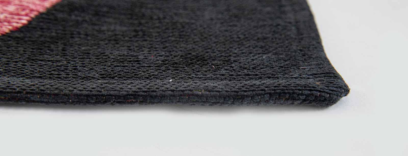 Louis De Poortere tapijt Fischbacher 9051 Interfloral Multi side