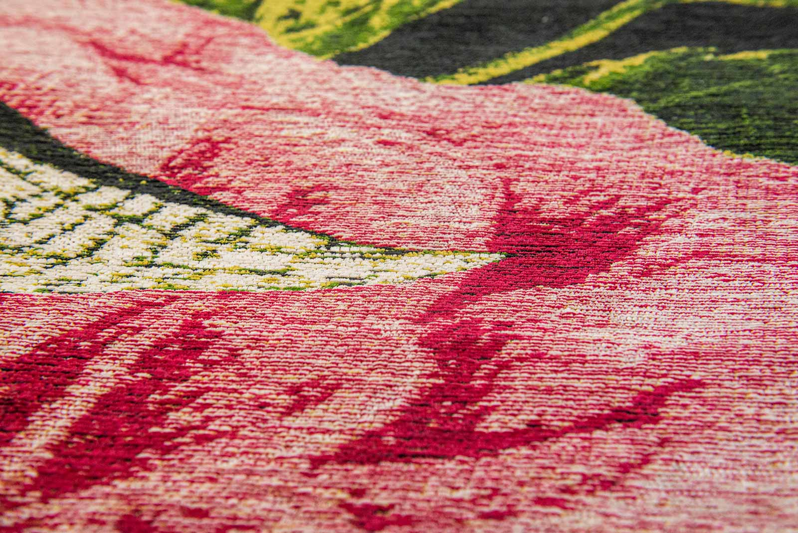 Louis De Poortere tapijt Fischbacher 9051 Interfloral Multi zoom 1