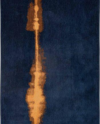 Louis De Poortere tapijt Fischbacher 9056 Linares Navy