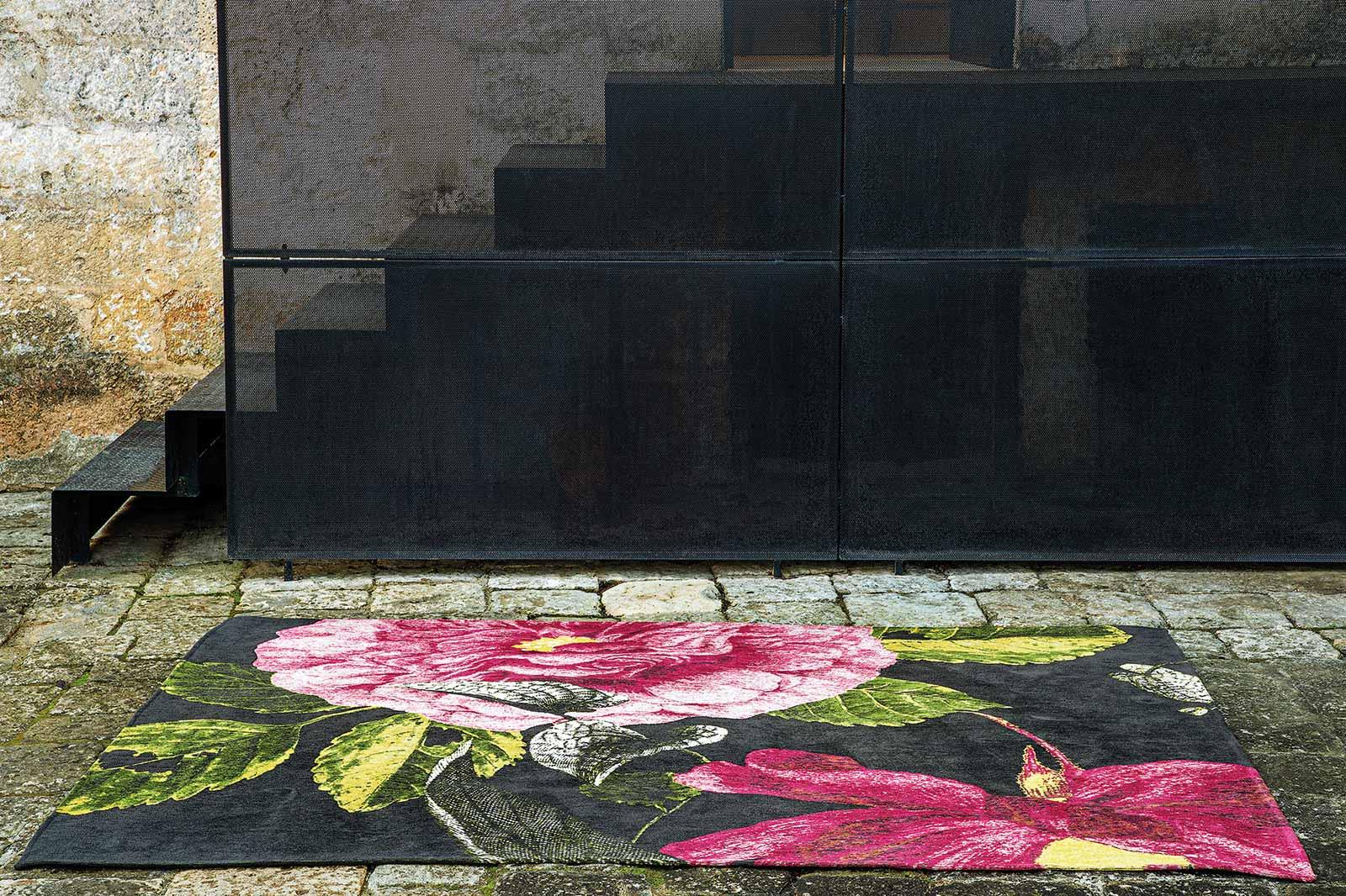 Louis De Poortere tapijt Fischbacher Interfloral 9051 interior 2