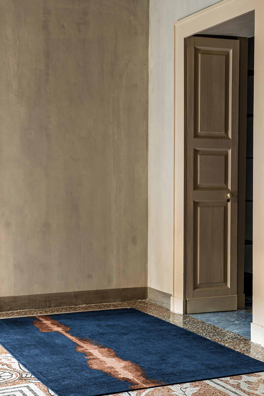 Louis De Poortere tapijt Fischbacher Linares 9056 interior 1