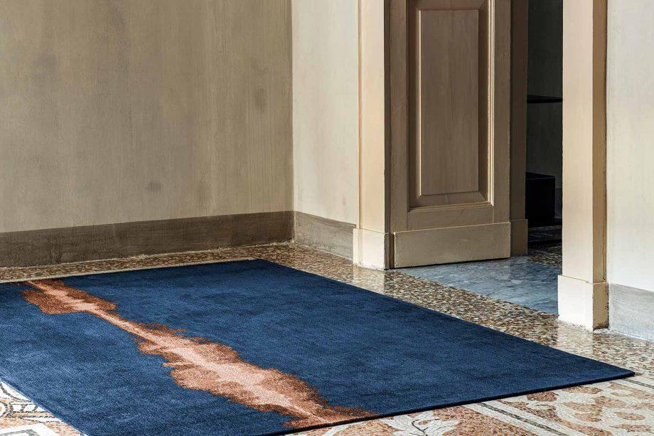 Louis De Poortere tapijt Fischbacher Linares 9056 interior 2