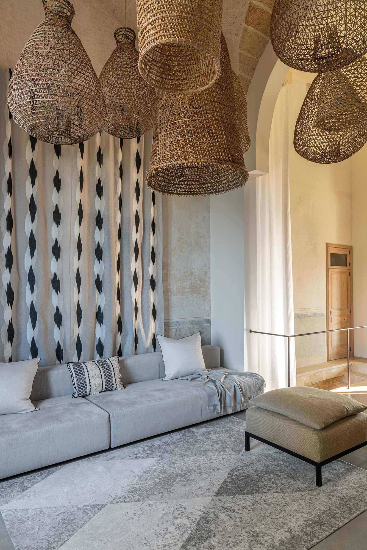 Louis De Poortere tapijt Fischbacher Lisboa 9054 interior 1